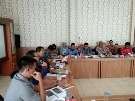 Lambar-Polinela Studi Banding ke AKN Banyuasin Sumsel