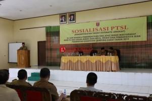 Lambar Sosialisasi Penyertifikatan Tanah Sistematis Lengkap