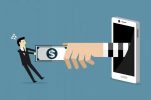 Lambar Waspadai Penipuan Pinjaman <i>Online</i>