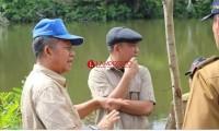 Lambu Kibang Jadi Pilot Projects Pembangunan Eko Wisata Danau di Tubaba