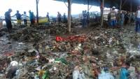 LAMPOST TV: BPBD dan Warga Bersihkan Sampah di Sukaraja