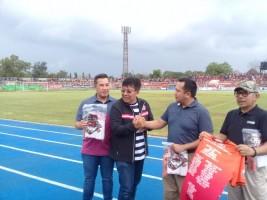 LAMPOST TV:Charity Game Momen Kebangkitan Sepak Bola Lampung