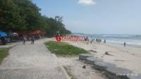 LAMPOST TV: Hari Libur, Pantai Labuhan Jukung Ramai Pengunjung