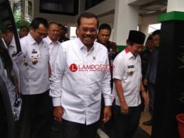 LAMPOST TV: Jaksa Agung HM Prasetyo Kunjungan Kerja ke Lampung