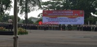 LAMPOST TV: Kapolda Purwadi Pimpin Apel Pengamanan Pemilu 2019