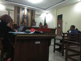 LAMPOST TV:Kasus Fee Proyek, Gilang Rhamadan Dituntut 3 Tahun Penjara