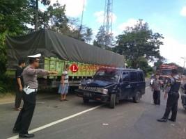LAMPOST TV: Kecelakaan Beruntutn di Pringsewu Libatkan 6 Kendaraan
