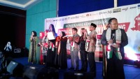 LAMPOST TV:KonserAmal Lombok-Palestina Himpun Rp935 Juta