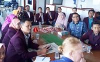 LAMPOST TV:Mahasiswa Doktoral MPI UIN Raden Intan KKL ke Lampung Post