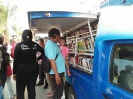 LAMPOST TV:Mobil Perpus Keliling Tumbuhkan Minat Baca