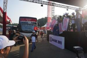 LAMPOST TV: Nasabah BRI Ikuti Mudik Gratis ke Yogyakarta dan Solo