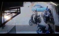 LAMPOST TV: Pencurian Motor di Parkiran Minimarket Terekam CCTV