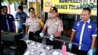 LAMPOST TV: Polres Tuba Sita 24 Senpi Ilegal dan Puluhan Butir Amunisi