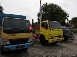 LAMPOST TV:Polres Tulangbawang Amankan Truk Curian