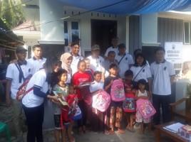 LAMPOST TV: PT DRU Bantu Korban Terdampak Tsunami