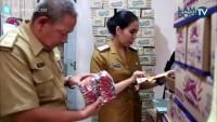 LAMPOST TV: Satgas Pangan Bandar Lampung Sidak Sejumlah Gudang