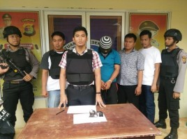 LAMPOST TV: Satnarkoba Polres Way Kanan Amankan Sabu 30 Gram