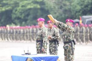 LAMPOST TV: Serah-Terima Jabatan Komandan Brigif-4 Marinir Piabung