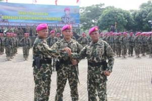 LAMPOST TV:Sertijab Komandan Brigif 4 Marinir Piabung