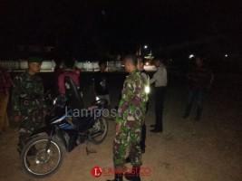 LAMPOST TV:Siaga, TNI Polri Patroli Siang Malam di Mesuji