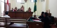 LAMPOST TV:Sidang Korupsi ADD Rp137 Juta Seret Pj Peratin Sukamulya