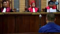 LAMPOST TV: Sidang Perdana Bos CV 9 Naga Gilang Ramadhan