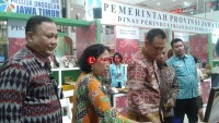 Lampung-Jatim Pamerkan Produk Unggulan Khas Daerah di MBK