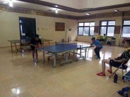 Lampung Kirim 18 Atlet ke Kejurnas Tenis Meja di Jakarta