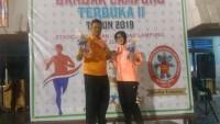 Lampung Kumpulkan 23 Medali Emas di Kejuaraan Atletik Master Bandar Lampung