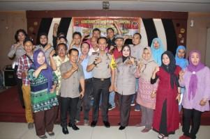 Lampung Millenial Road Safety Festival Bakal Pecahkan Rekor Muri
