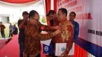Lampung Post dapat Penghargaan Pejuang Anti-Narkoba dari BNNP