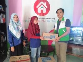 Lampung Post Peduli Pasien Rumah Singgah