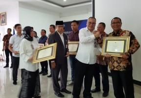 Lampung Post Peringkat Terbaik ke-8 Nasional sebagai Koran Berbahasa Indonesia