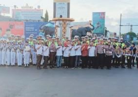 Lampung Sai Apresiasi Polisi Cilik