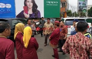 Lampung Sai Gelar Pawai Seni dan Budaya