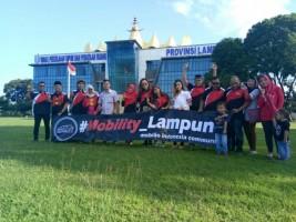 Lampung Siap Jadi Tuan Rumah Jambore Mobility Indonesia Ke-3