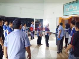 Lampung Terima Kunker KONI Ogan Ilir
