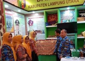 Lampura Ikut Pameran Potensi Unggulan di Batam Invetrade Expo