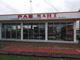 LP Gunungsugih Punya PAS Mart untuk Meminimalisasi Barang Pengunjung