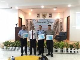 Lapas Kelas IIA KotabumiRaih Penghargaan