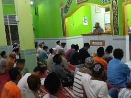 Lapas Kota Agung Lakukan Pembinaan Moral dan Agama