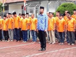 Lapas Kotaagung Gelar Upacara Peringatan Sumpah Pemuda