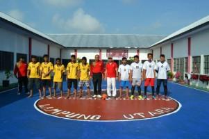 Lapas Kotabumi LaksanakanPekan Olahraga Narapidana