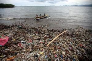 Laut Lampung Titik Fokus Pembersihan Sampah Plastik
