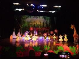 Lazuardi Helat Gala Performance Ajak Siswa Mencintai Bumi