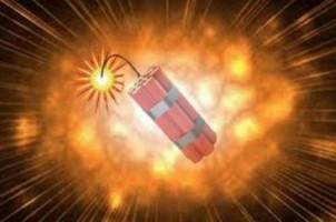Ledakan Diduga Bom di Sibolga Melukai Petugas