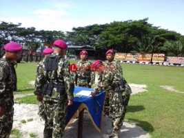 Letkol Mar Syamsul Bahri Jabat Komandan Batalyon Infanteri 9 Marinir