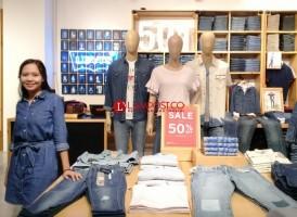 Levi's Store MBK Tawarkan Diskon hingga 50 Persen
