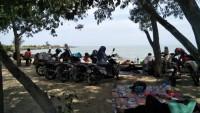 Libur Hari Maulid Nabi, Pantai Onaria Ramai Pengunjung