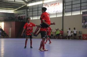 Liga Futsal Nusantara: FKM-Padang Pariaman Bermain Imbang 3-3